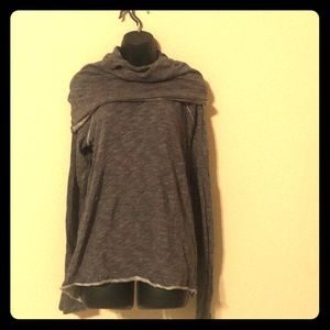 Free People Beach Cocoon Cowl Neck